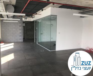 אופן ספייס וחדר ישיבות במשרד במגדל אלקטרה סיטי תל אביב