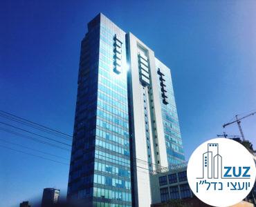 מגדל אלקטרה סיטי. רחוב הרכבת 58 תל אביב
