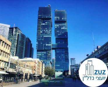 מגדלי הארבעה, רחוב הארבעה 30 תל אביב