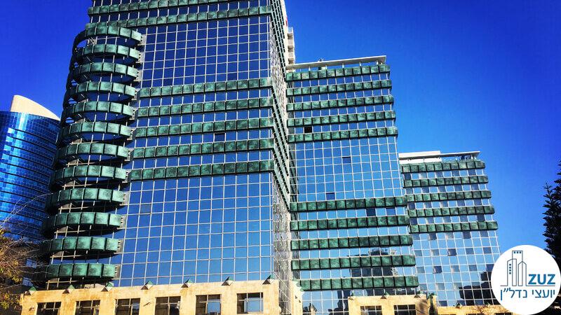 מגדל אמות ביטוח, דרך מנחם בגין 46 תל אביב