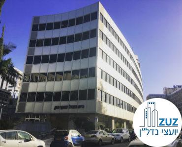 בית מגדל שוקי הון, רחוב סעדיה גאון 26 תל אביב
