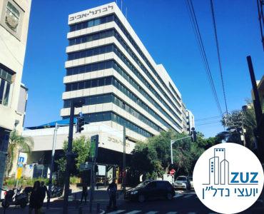 לב תל אביב, רחוב מונטיפיורי 31-35 תל אביב