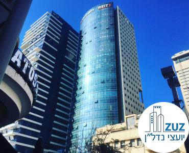מגדל פסגות, רחוב שדרות רוטשילד 3 תל אביב