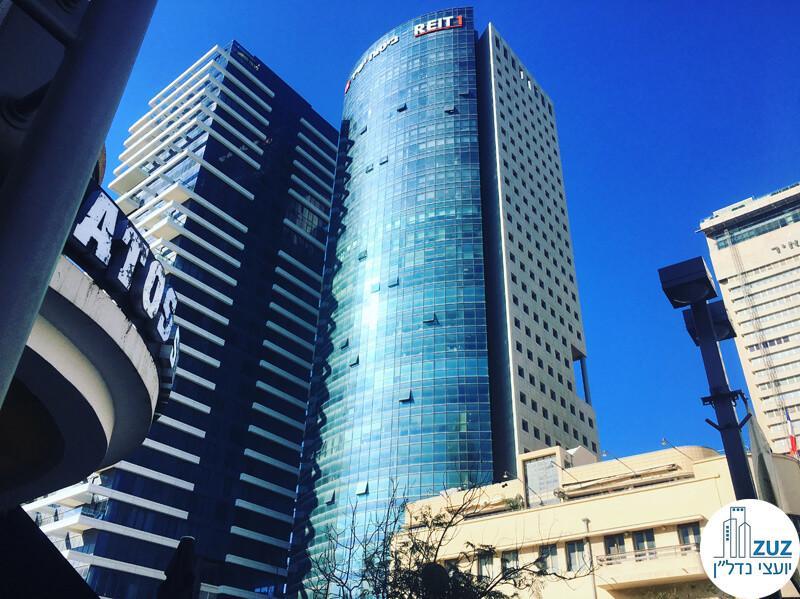 מגדל פסגות תל אביב
