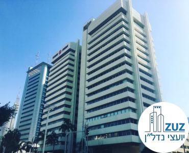 מגדל אמות משפט, רחוב שדרות שאול המלך 8 תל אביב