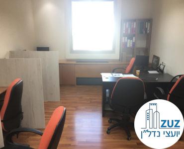 תאי עבודה במשרד בבית עמגר תל אביב