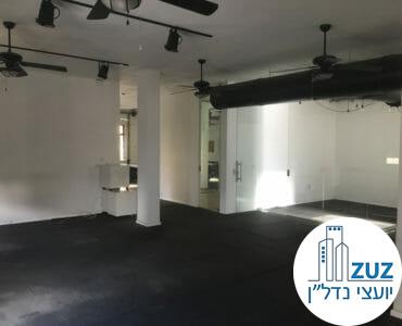 אופן ספייס במשרד בשדרות רוטשילד תל אביב