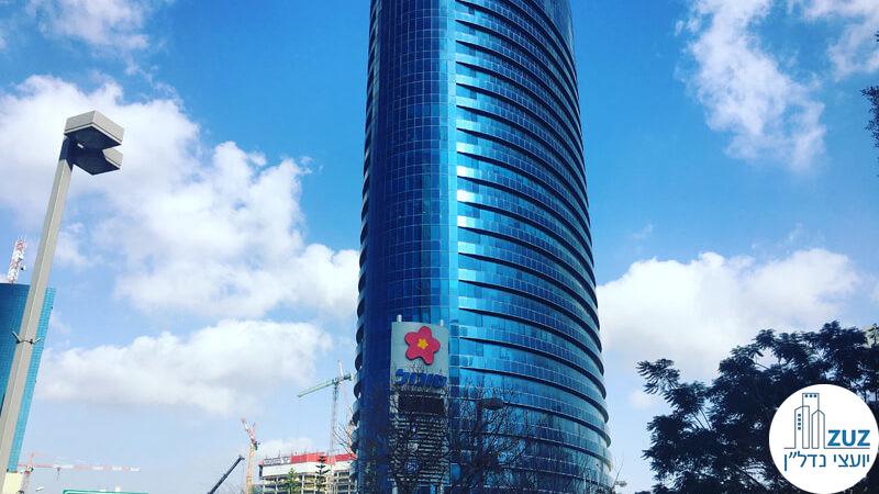 מגדל סונול, דרך מנחם בגין 52 תל אביב
