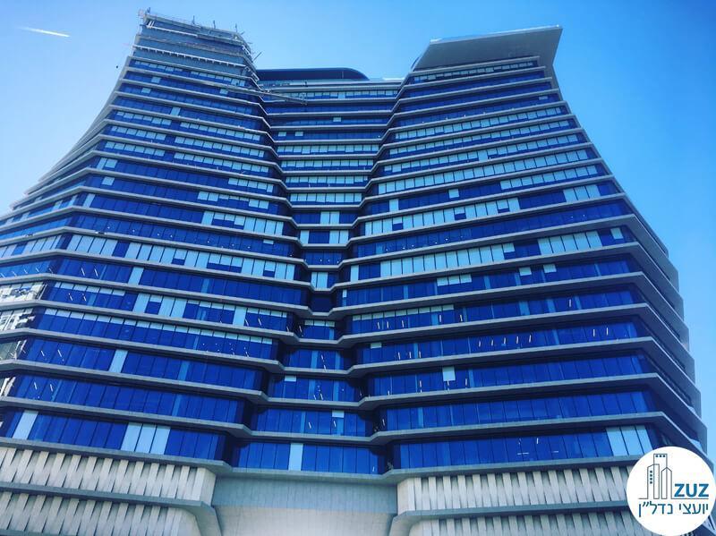 מגדל ToHa, רחוב יגאל אלון 114 תל אביב