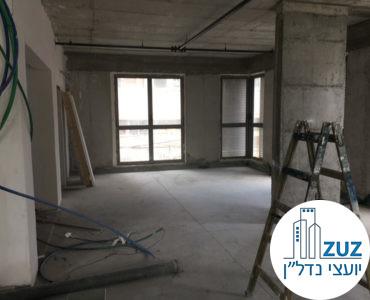 משרד בבנייה בבניין משרדים בשכונת מונטיפיורי תל אביב