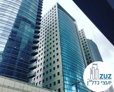 מגדל התיכון, רחוב הארבעה 19 תל אביב