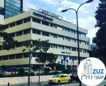 בית דובנוב, רחוב דובנוב 10 תל אביב