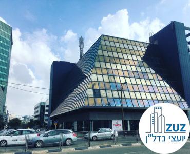 בית הפירמידה, רחוב בית עובד 4 תל אביב