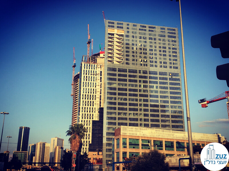מגדל we, רחוב דרך מנחם בגין 150 תל אביב