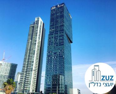 מגדל מידטאון, רחוב דרך מנחם בגין 144 תל אביב