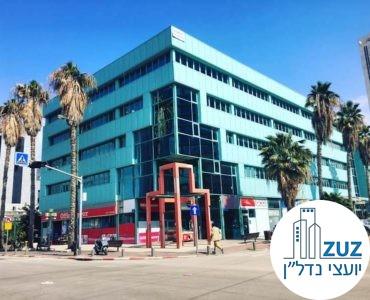 בית קליפורניה, רחוב יגאל אלון 120 תל אביב