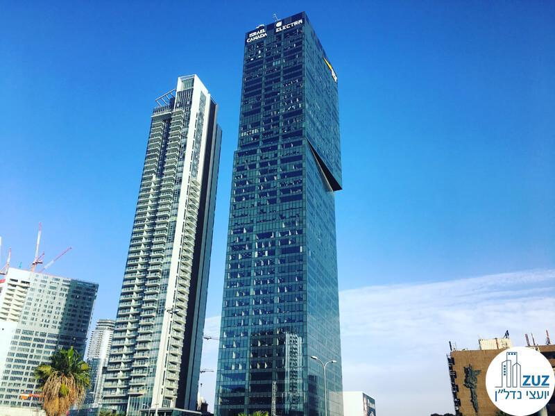 טופ 5 מגדל מידטאון תל אביב