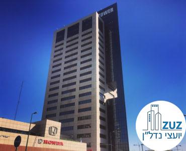 מגדל נצבא, רחוב המסגר 39 תל אביב