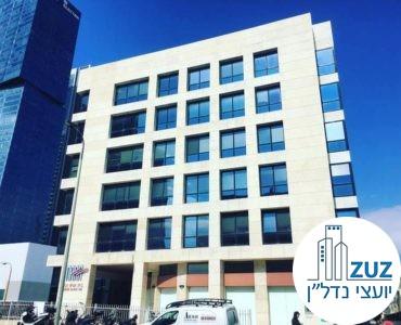 בית אגיש רבד, רחוב מוזס נח ויהודה 13 תל אביב