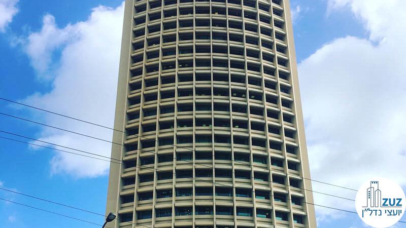 מגדל אמות השקעות, רחוב ויצמן 2 תל אביב