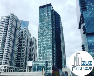 מגדל המילניום, רחוב הארבעה 17 תל אביב