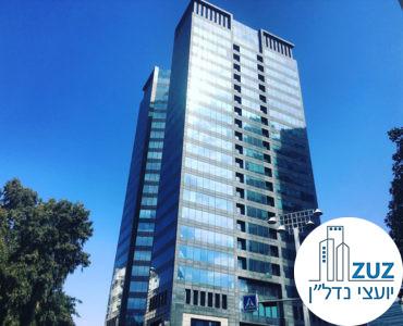 מגדל המוזיאון, רחוב ברקוביץ 4 תל אביב