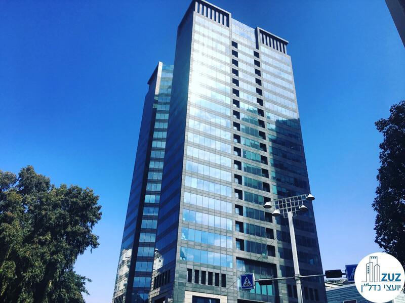 משרדים להשכרה לעורכי דין בתל אביב במגדל המוזיאון