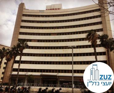 מגדל קרסו, רחוב יד חרוצים 12 תל אביב