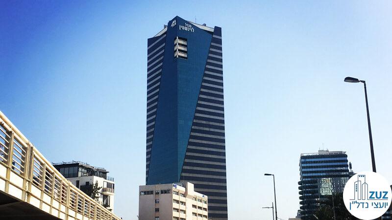 מגדל לוינשטיין, רחוב דרך מנחם בגין 23 תל אביב