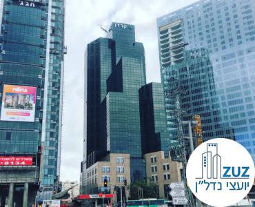 בית קרדן, רחוב דרך מנחם בגין 154 תל אביב