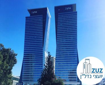 מגדלי אלון. רחוב יגאל אלון 94 תל אביב