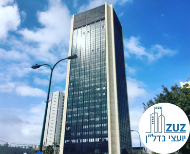 המגדל. רחוב דניאל פריש 3 תל אביב