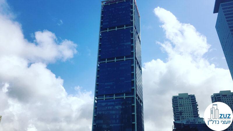 מגדל אלקטרה. רחוב יגאל אלון 98 תל אביב