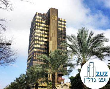 מגדל המאה, אבן גבירול 124 תל אביב