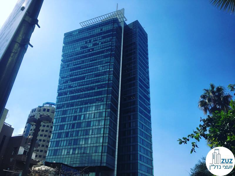 משרדים להשכרה לעורכי דין בתל אביב במגדל רוטשילד 22