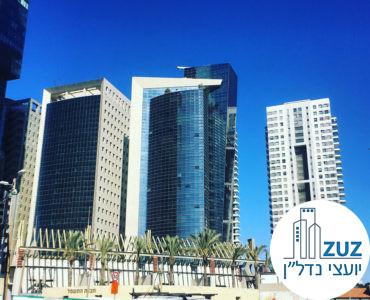 מגדל פלטינום, רחוב הארבעה 21 תל אביב