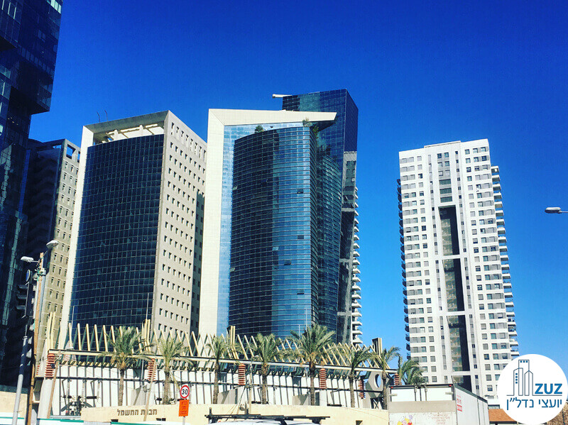 מגדל פלטינום במתחם הארבעה תל אביב