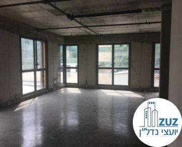 חלל פתוח במשרד בשכונת מונטיפיורי תל אביב