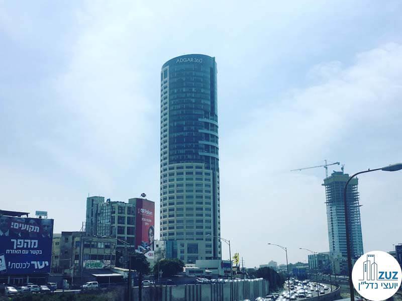 מגדל אדגר 360, רחוב השלושה 2 תל אביב