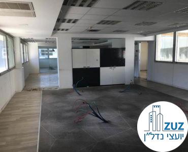 אופן ספייס במשרד במתחם בית המשפט תל אביב