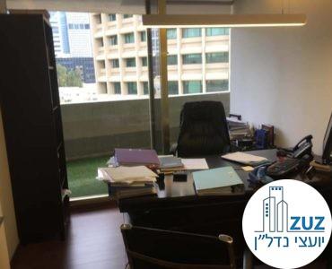 חדר עבודה במשרד בבית אסיה תל אביב