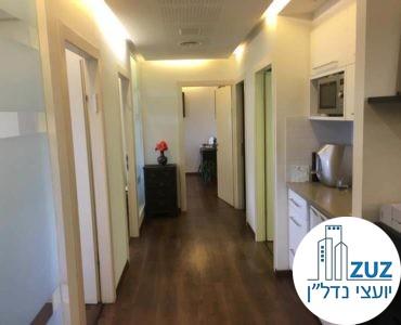 מסדרון במשרד בבית אסיה תל אביב