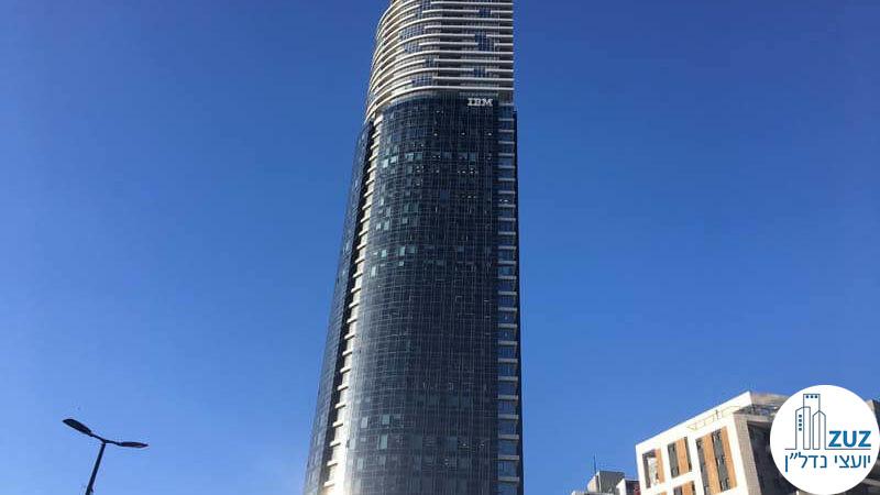 מגדל השחר, רחוב אריאל שרון 4 גבעתיים