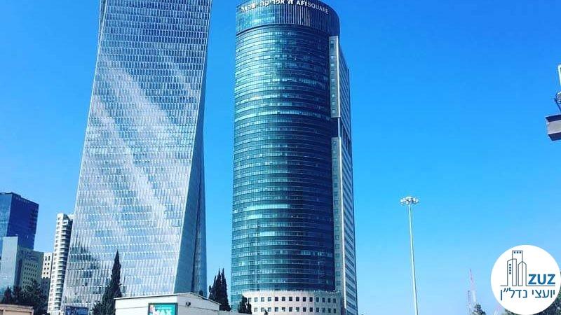 מגדל היובל, רחוב דרך מנחם בגין 125 תל אביב