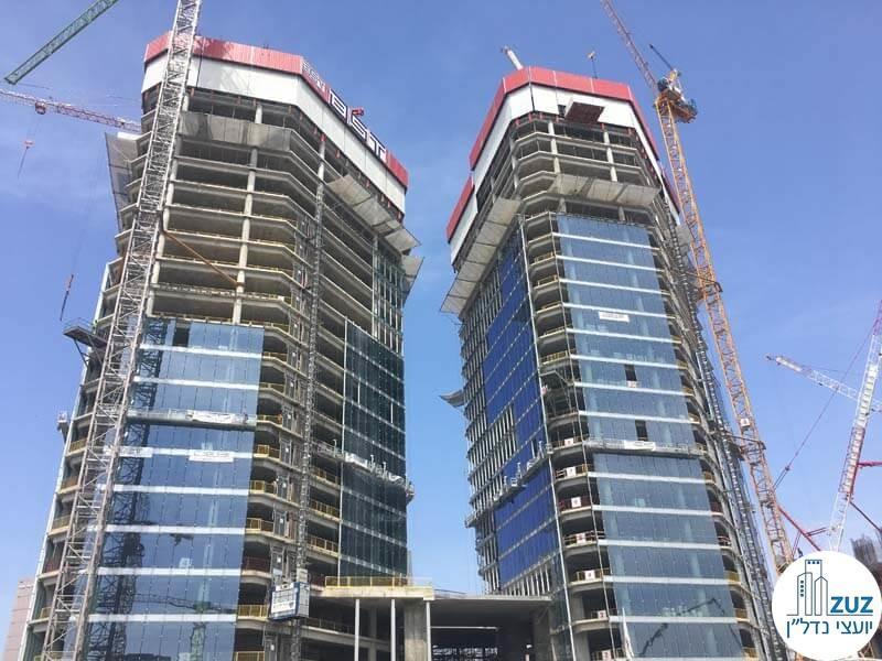 מדוע לפתוח משרד בתל אביב - היצע גדול של משרדים