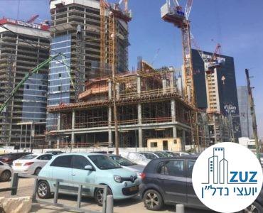 סקי טאוור, רחוב המסגר תל אביב