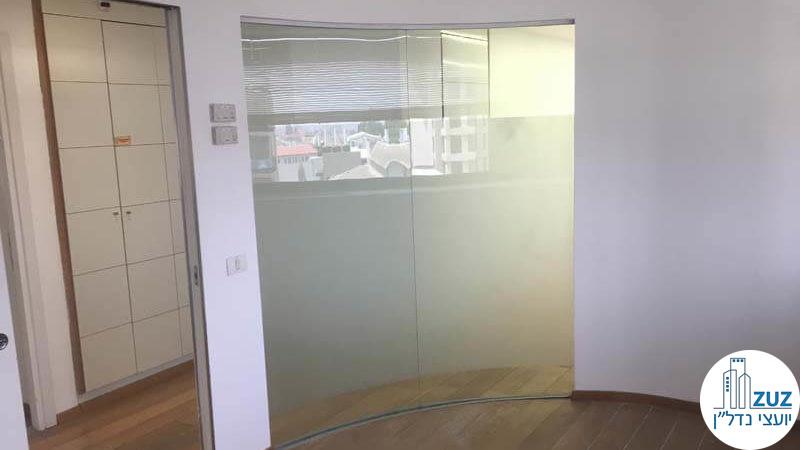 חדר ישיבות במשרד בבית יעבץ תל אביב