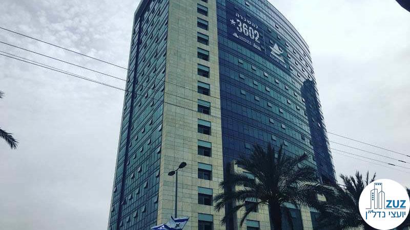 אדגר 360c רחוב השלושה תל אביב
