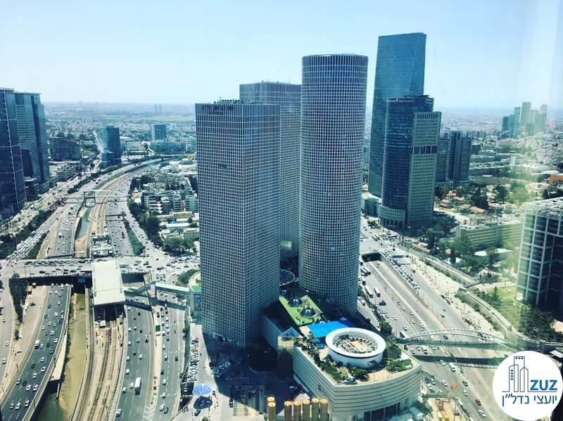 מגדלי עזריאלי, רחוב דרך מנחם בגין 132 תל אביב