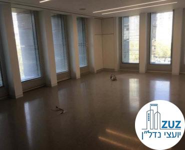 אופן ספייס במשרד במגדל המוזיאון תל אביב